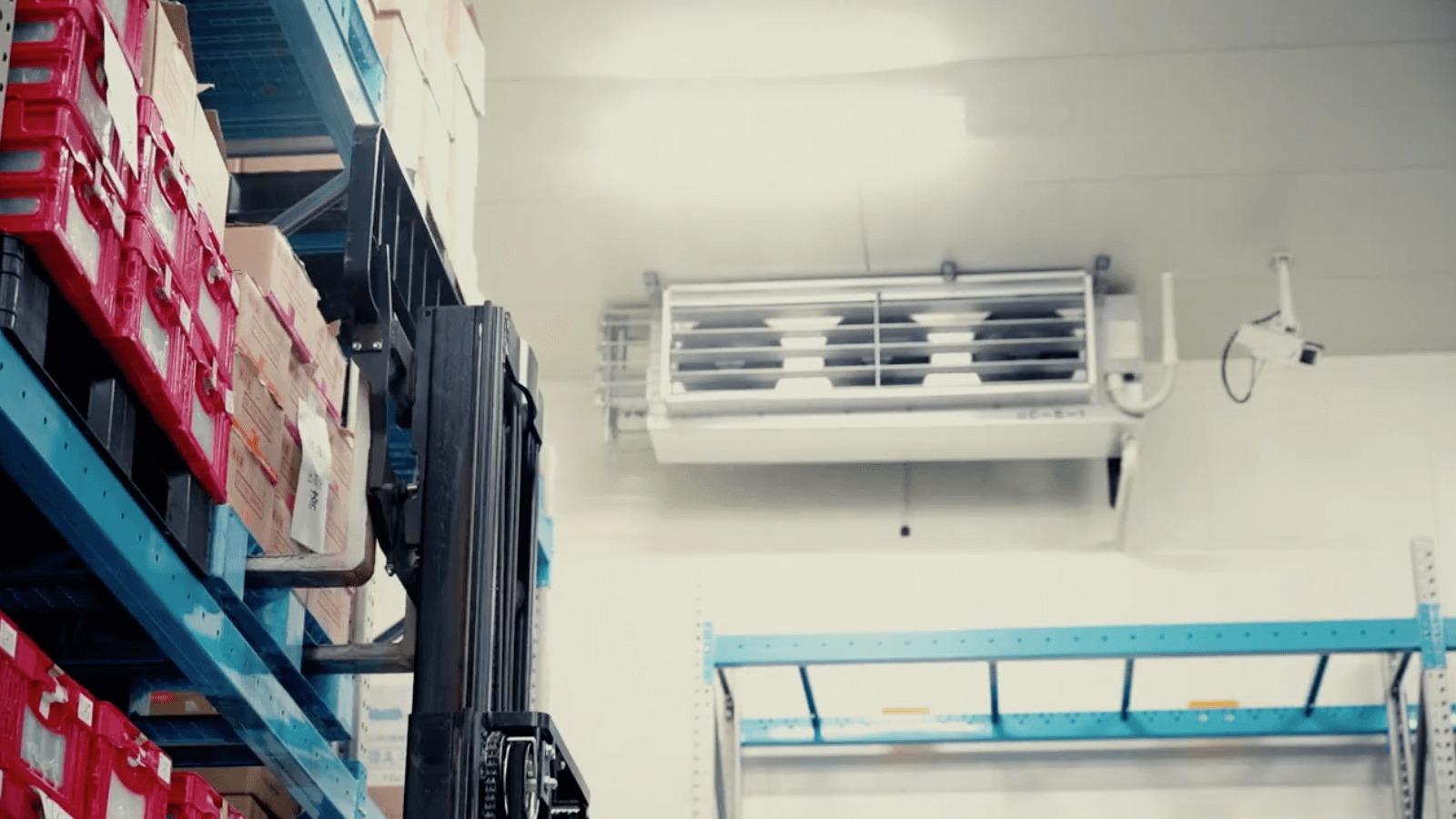 「他にない特許技術で食品の鮮度とおいしさを守る」それが、板倉冷機工業の仕事です。